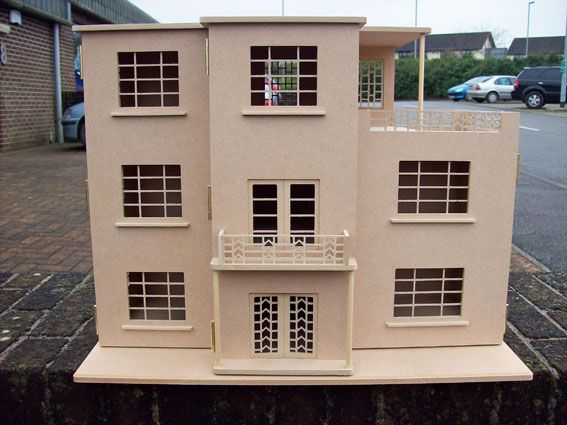 Dolls Houses Dolls House Kits Dolls House Accessories The Dolls House Builder