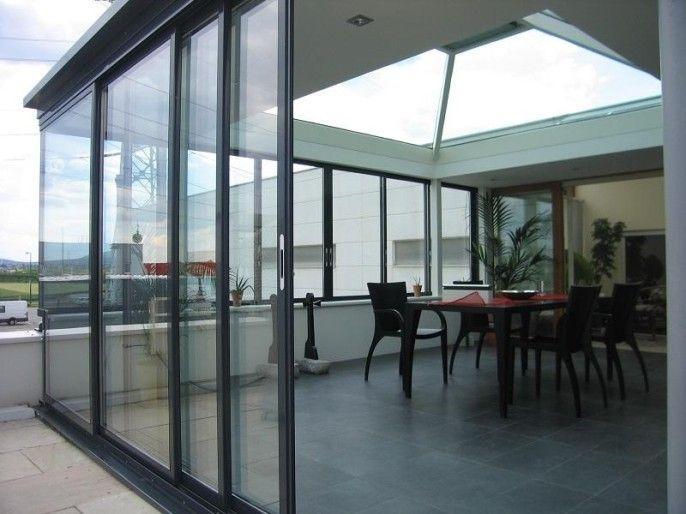 Open house ausstellung bei alco winterg rten auf der alco ausstellungsfl che werden funktion - Bodentiefe schiebefenster ...