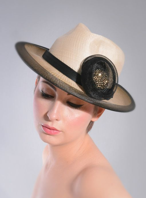 089f76fbe91 William Chambers Millinery  trilby  hat