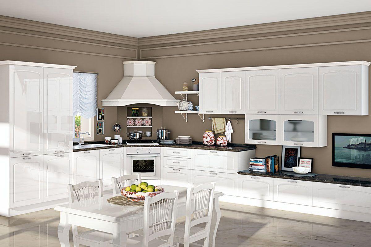 Cucine classiche componibili Lube Creo Elin | Casa | Pinterest ...