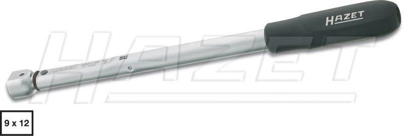 Torque wrench - HAZET