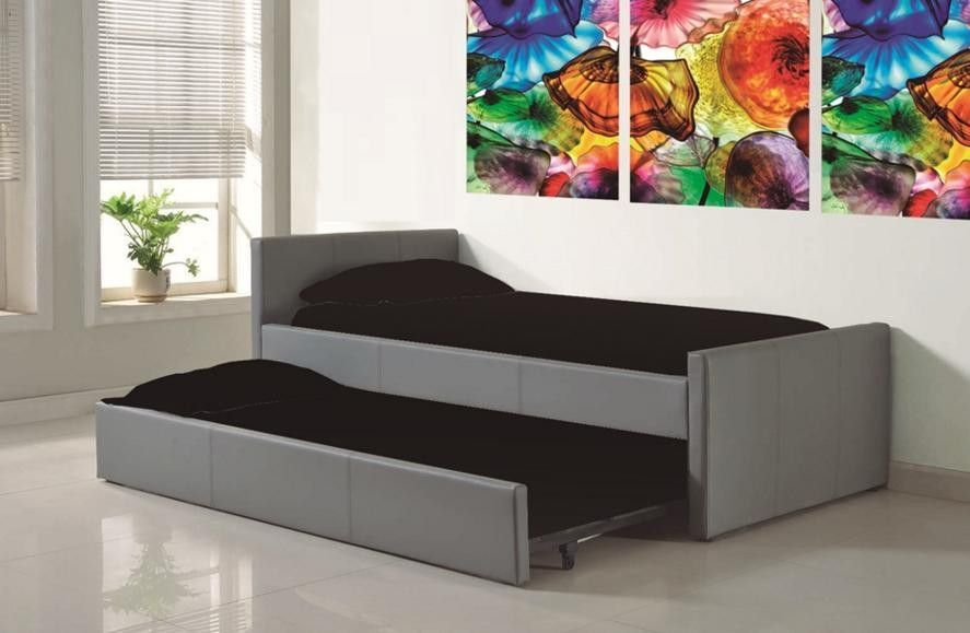 Modern Trundle Bed In 2020 Twin Trundle Bed Modern Kids Beds