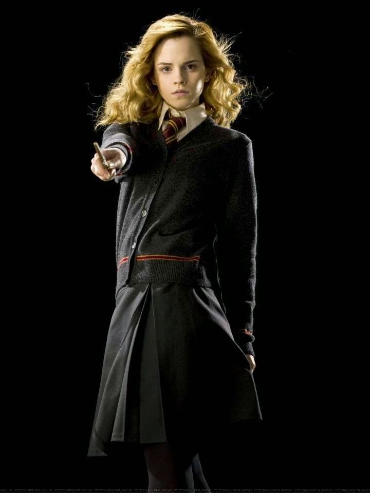 how to make and wand hermione