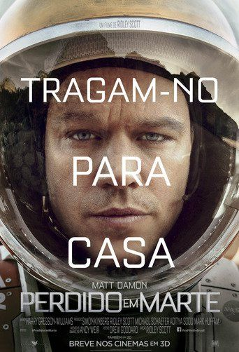 Assistir Perdido Em Marte Online Dublado Ou Legendado No Cine Hd
