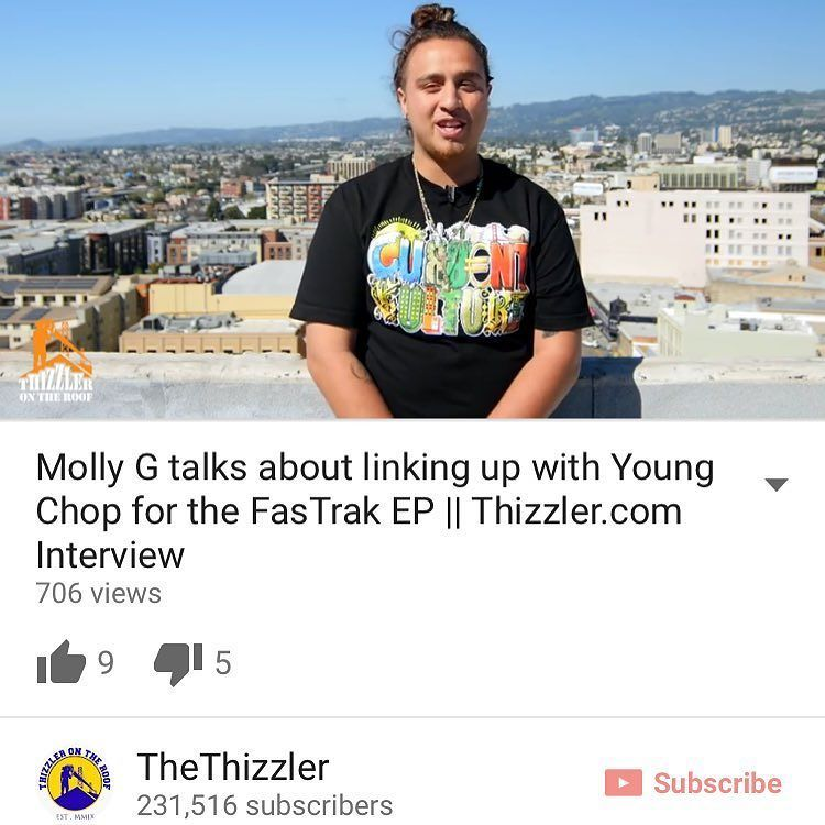 New interviews up now on & TheThizzler