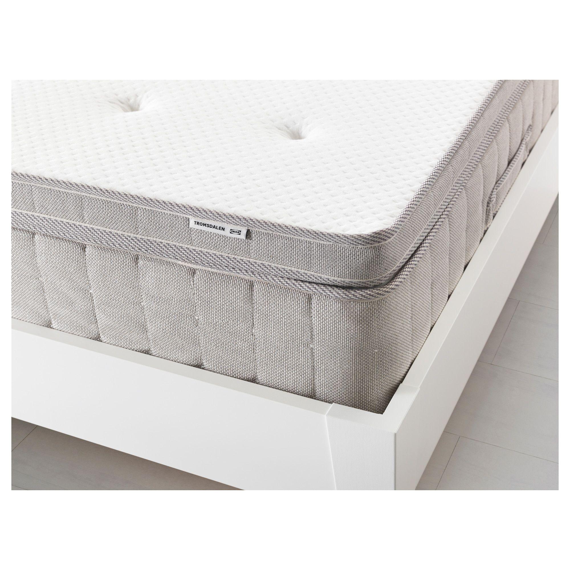 Ikea Tromsdalen Mattress Topper Natural Pillow Top Mattress Pad Ikea Mattress Mattress Design
