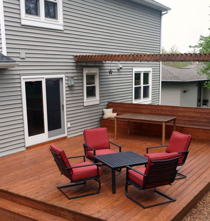 What Is The Cost To Build A Deck Use Our Calculator Clean Patio