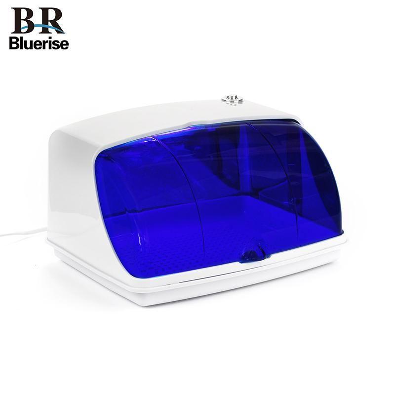 Bluerise Sterilizer Nail Tools Uv Disinfection Salon Nail Art