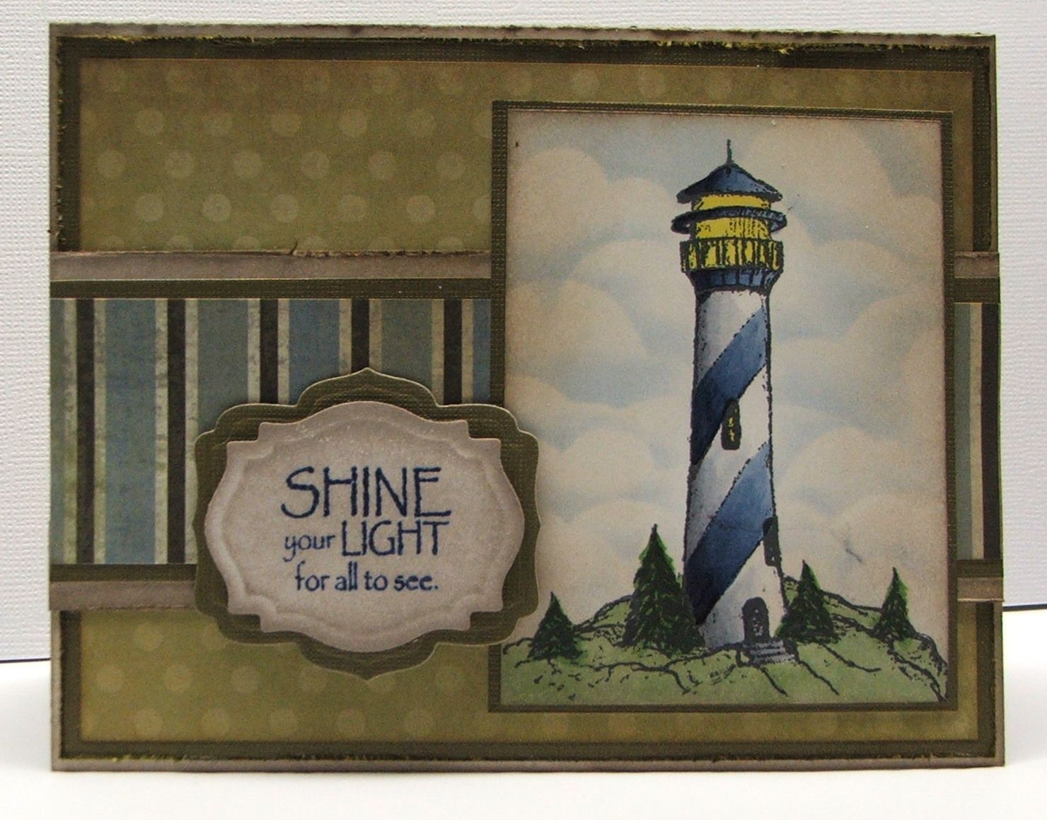 Crafty Notions: Shine Your Light