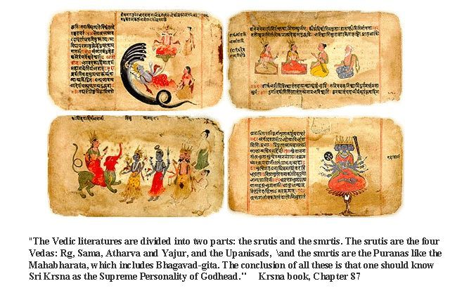 Sanskrit Of The Vedas Vs Modern Sanskrit: Vedas- The Oldest Hindu Text.
