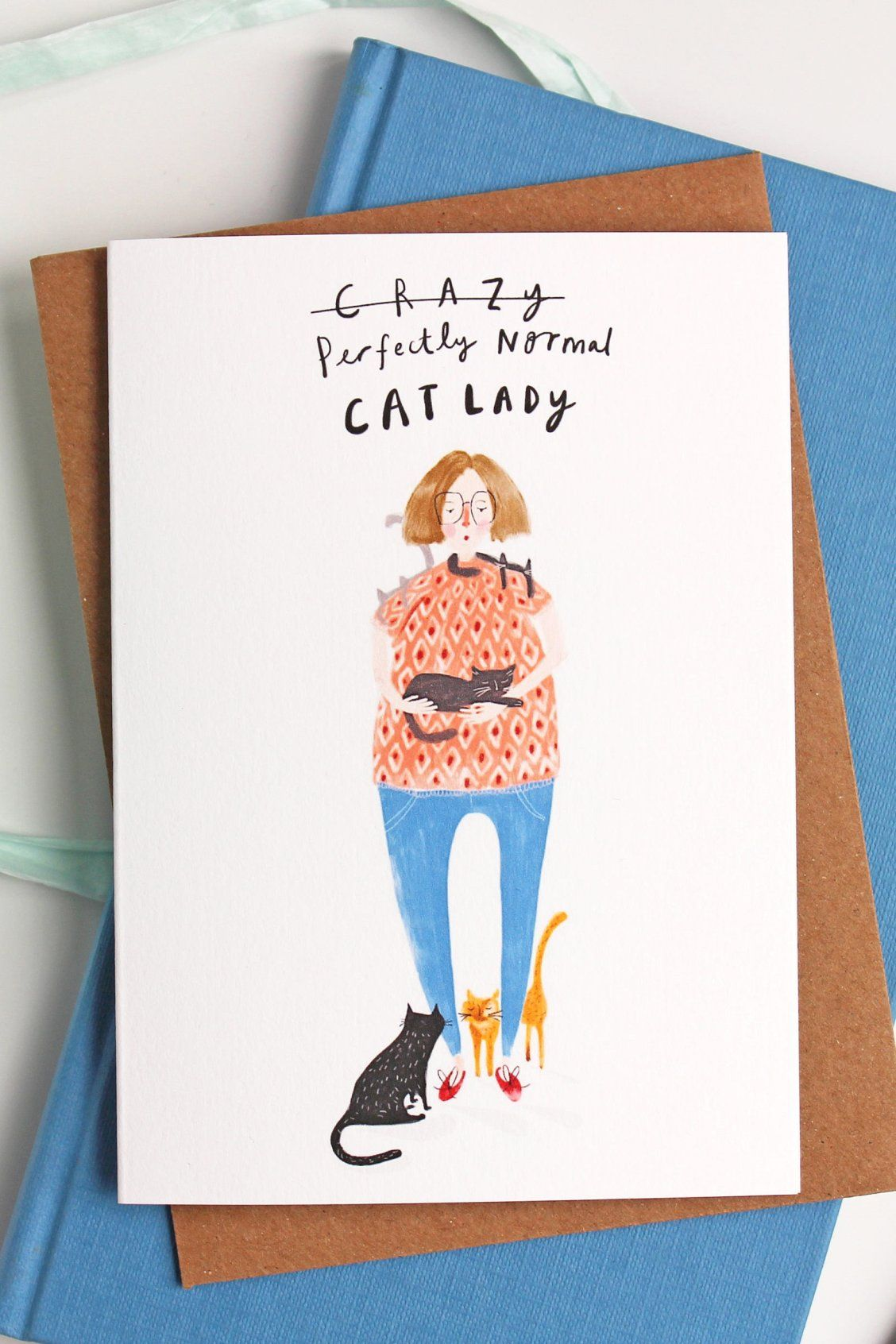 For The Cat Lover You Know
