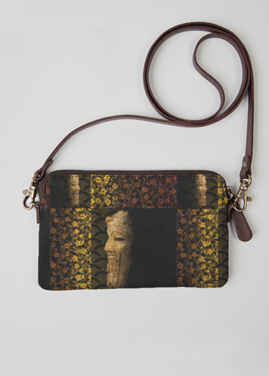 Leather Statement Clutch - Monarch of Chicago purse by VIDA VIDA For Sale 2018 Outlet Shopping Online Clearance Low Price Fee Shipping UJhknFWj