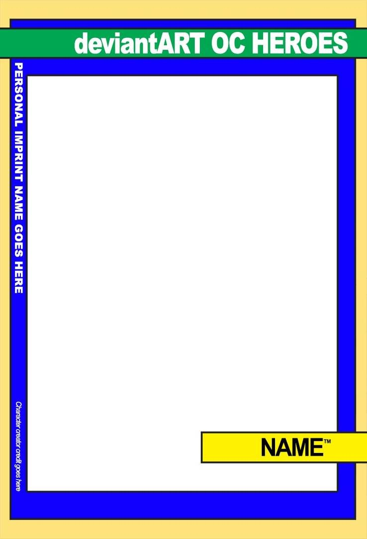 Trading Card Template Pdf Creator Free Baseball For Word Inside Card Game Template Ma Trading Card Template Baseball Card Template Free Business Card Templates