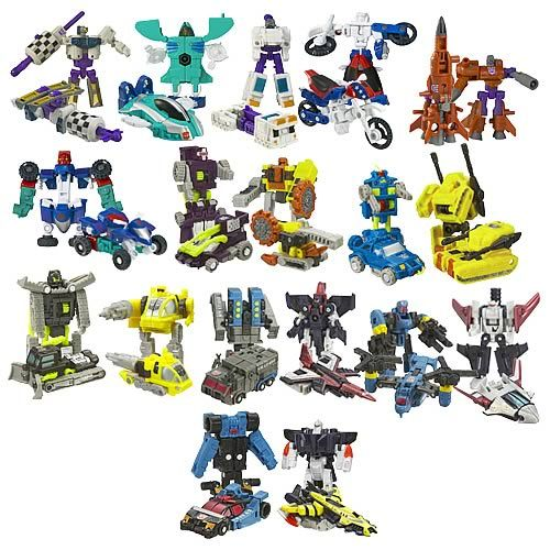 Image result for Transformers minicons