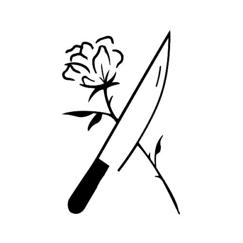 Bittersweet Tattoo Semi Permanent Tattoos By Inkbox Semi Permanent Tattoo Knife And Rose Tattoo Permanent Tattoo