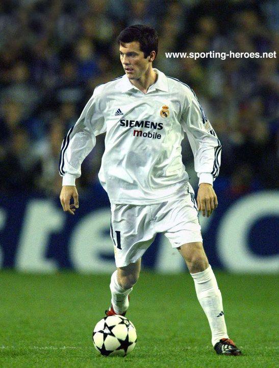Santiago SOLARI Real Madrid | Real madrid fútbol, Equipo ...