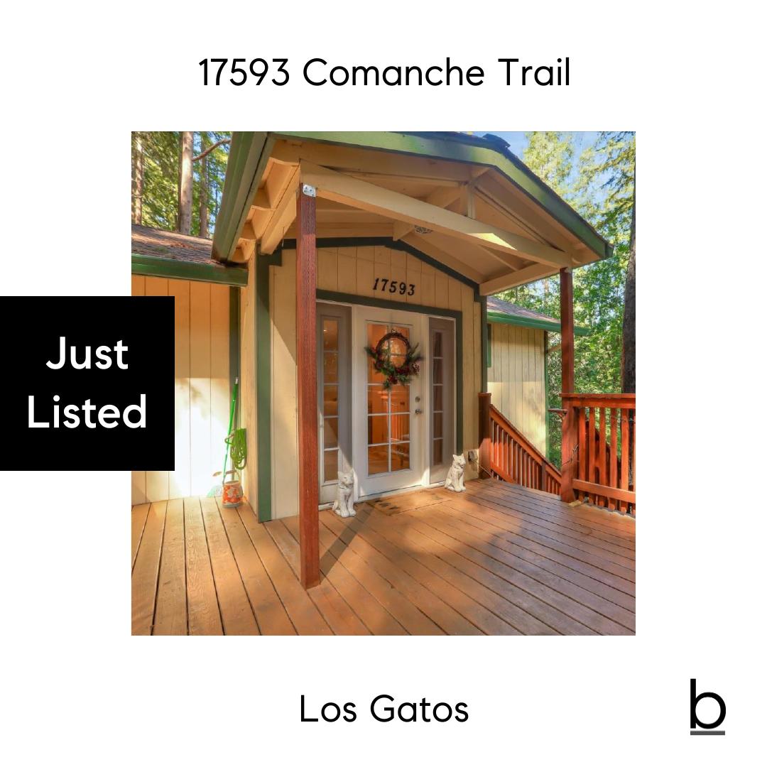#JustListed #LosGatos 📍17593 Comanche Trail, Los Gatos 2 🛏 | 2 🛁 | 1,481 📏 |  $899,000  #PropertyNerds are loving this beautifully remodeled home in prime Chemeketa Park location!  Take a virtual tour here: www.LosGatosHillsHome.com -- Eric  Janelle Boyenga 📲 408.373.1660 💌 homes@boyenga.com 💻 BoyengaTeam.com DRE 01254725 | 01254724 -- #NewListing #RealEstate #Homes #Homesearch #ChemetekaPark #BoyengaTeam