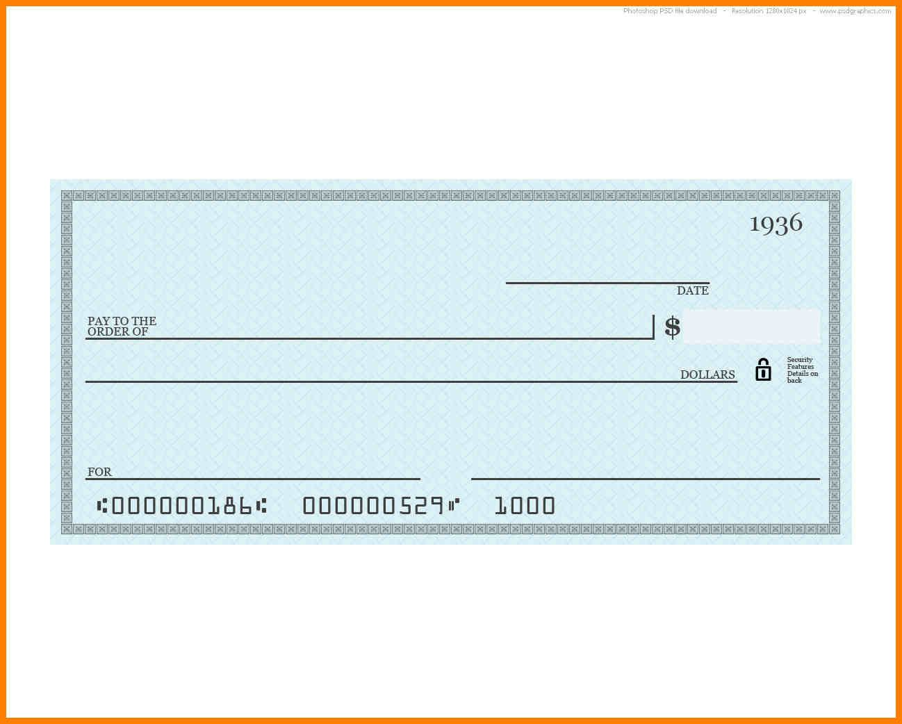 Is cheque what a What is