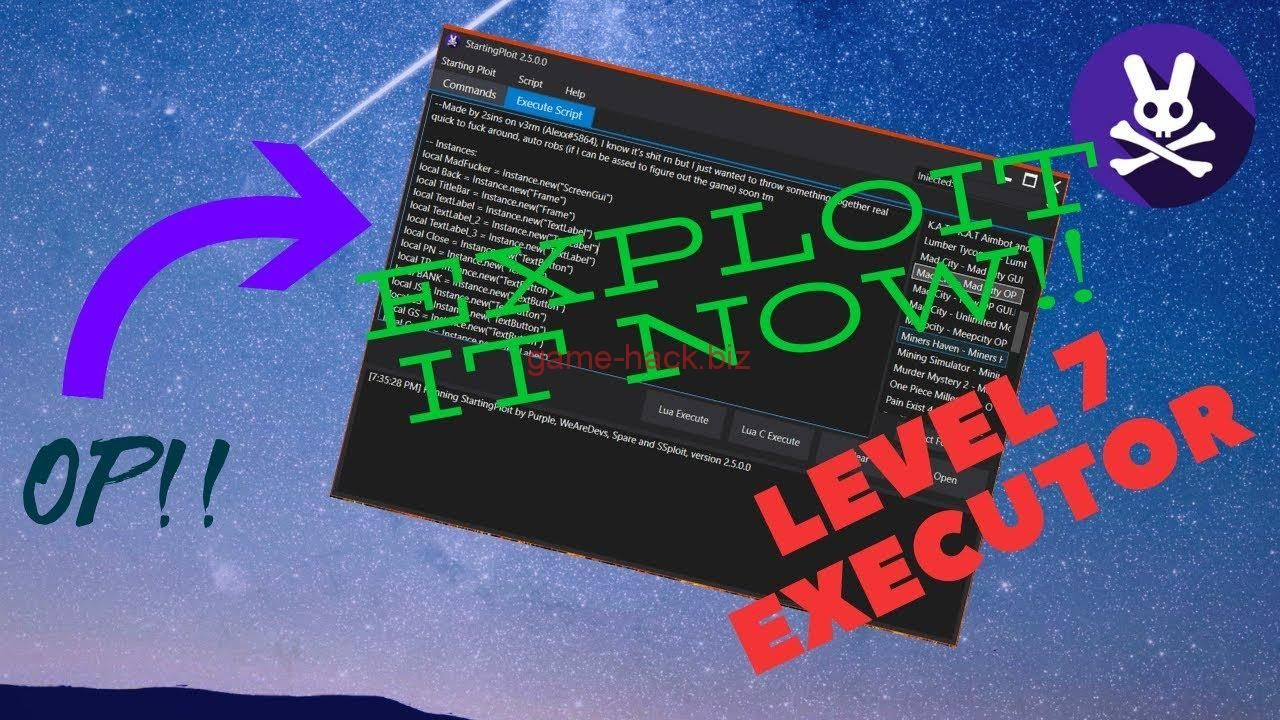 Visuality Reborn Roblox Exploit in 2020 Roblox, Cool
