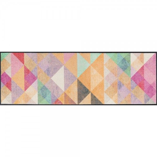 Aussi pratique que décoratif, Splash est un Tapis du0027Entrée Design - enlever du crepi d interieur