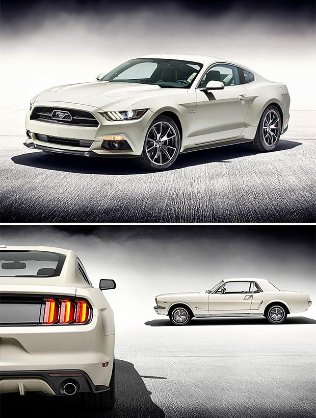 Cool Ford 2017 Mustang 50th Anniversary Edition At Werd