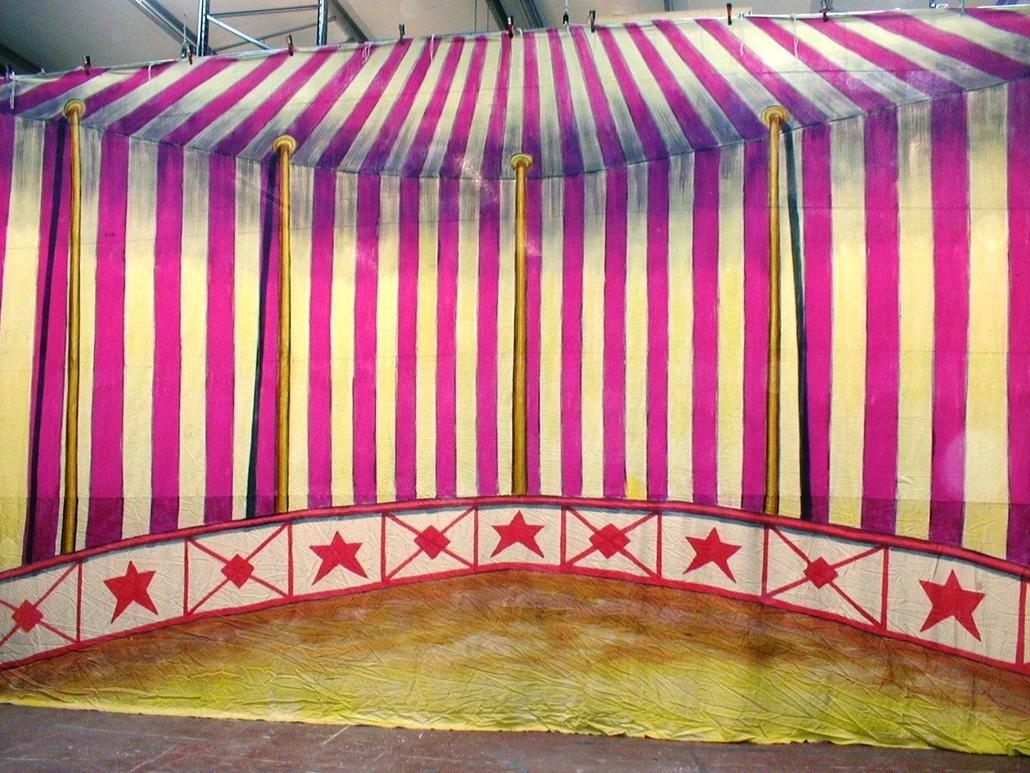 //.scenechangestudios - 17/02/15 - 10 & http://www.scenechangestudios - 17/02/15 - 10:20 - Circus Interior ...