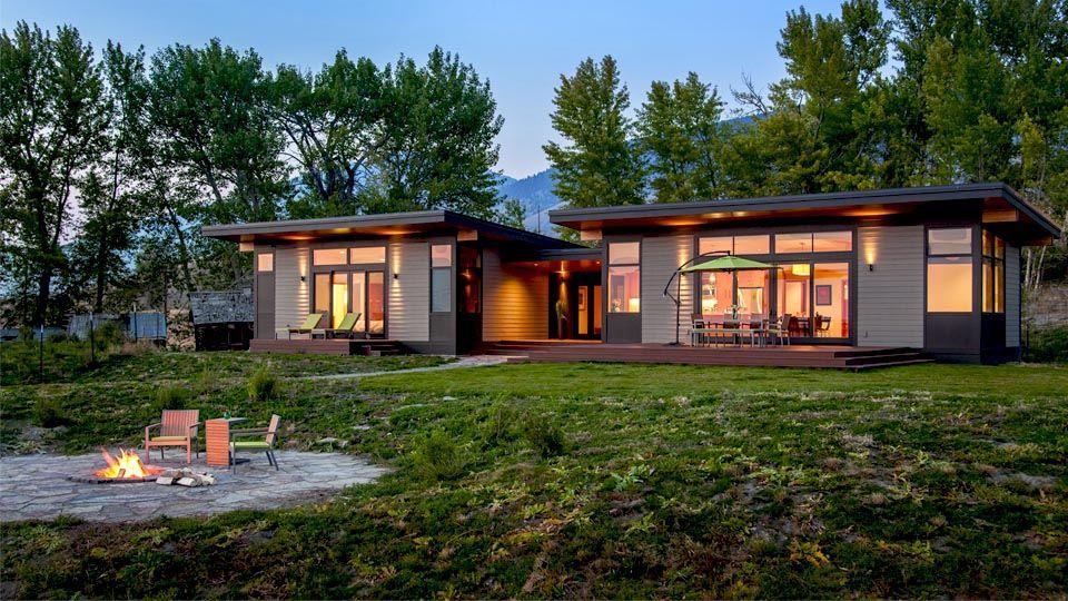 Builder Of Modern Green Sustainable Prefab Homes Method Homes
