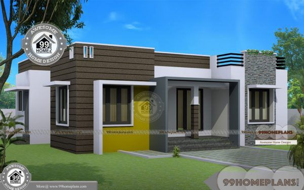 One Level Homes with Contemporary Style Low Cost Modern ...
