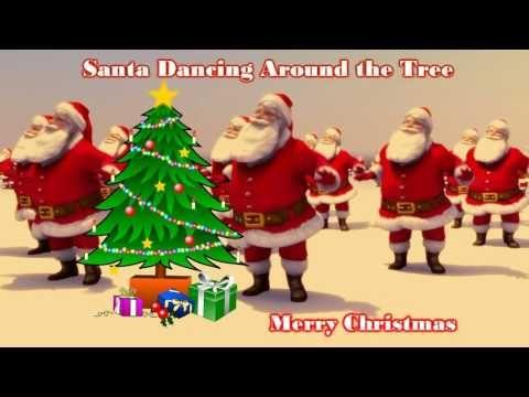 Santa Claus Dancing Rockin Around The Christmas Tree Brenda Lee 1958 Gallicia 2016 Youtube Merry Christmas Gif Merry Christmas Quotes Santa Claus