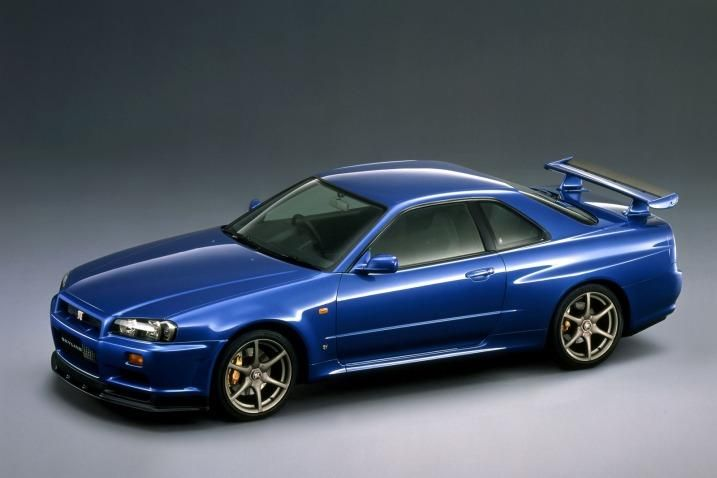 Captivating 1999 Nissan Skyline GT R (R34) U2014 The Final Version Of The Classic