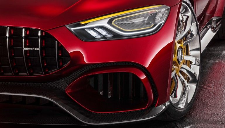 Mercedes-AMG GT Concept | The 2017 Geneva International Motor Show's Top 10 Debuts