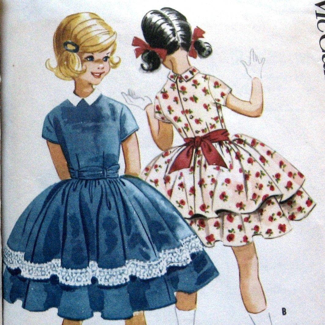Retro kleid madchen