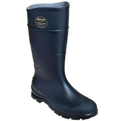 4ac9ebd5d28 Servus Boots: Men's 14 Inch USA Made Waterproof PVC Boots 18822 ...