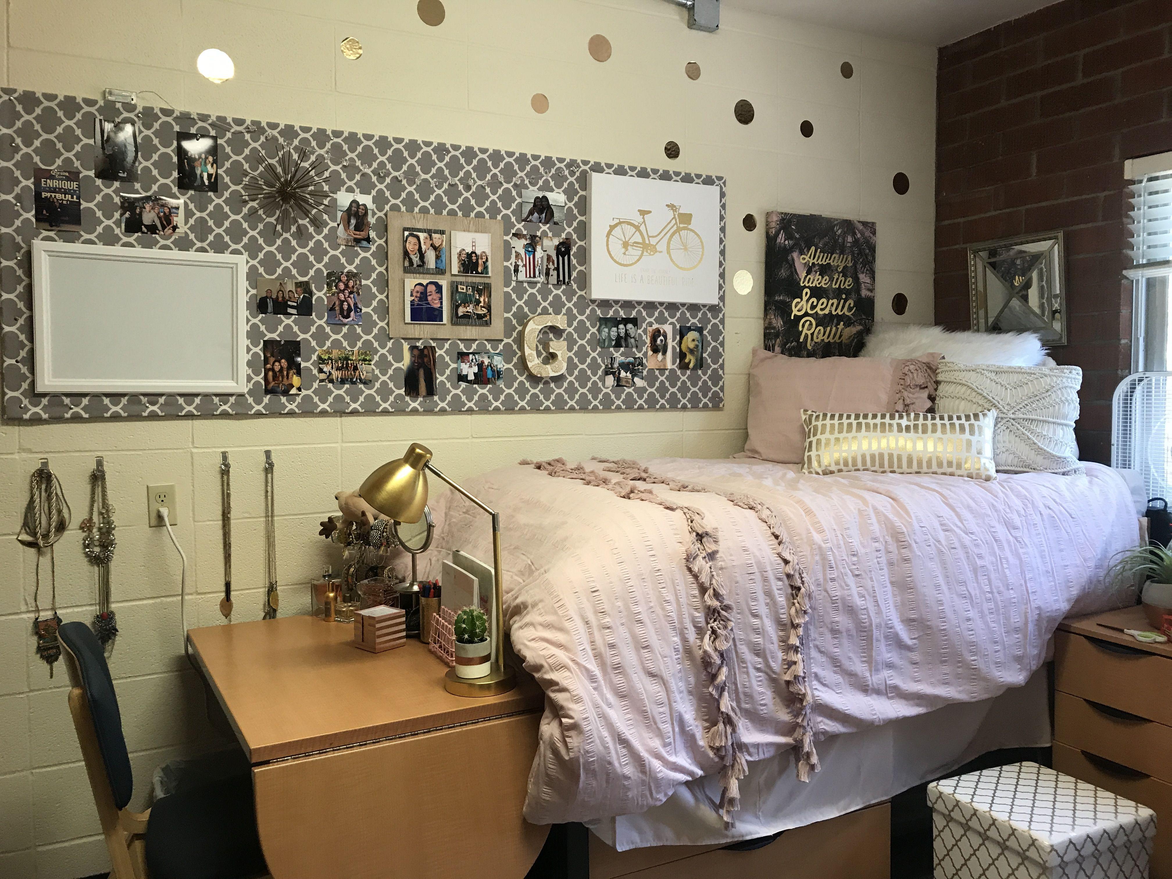 College Dorm Cal Poly Dorm Room Designs Dorm Room Inspiration College Room