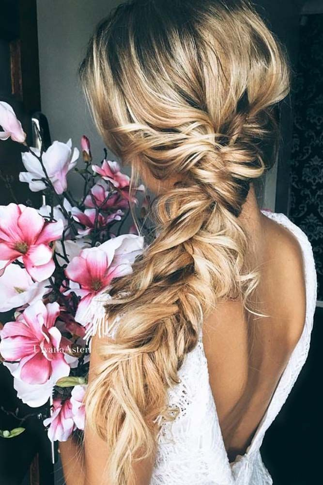 40 Dreamy Homecoming Hairstyles Fit For A Queen Braided Hairstyles For Wedding Hair Styles Long Hair Styles