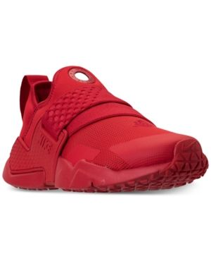 943667fab17 Nike Boys  Huarache Extreme Running Sneakers from Finish Line - Red ...