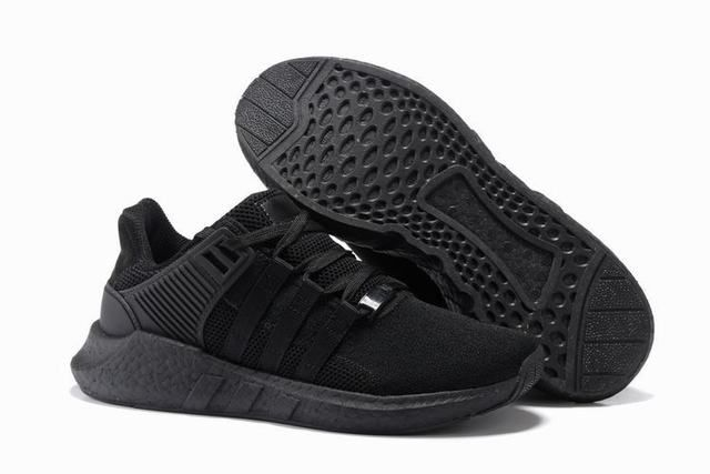 Kids Black EQT Lifestyle adidas US
