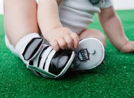 baby football cleats