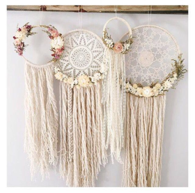 Dream Catcher Kits Hobby Lobby Bohemian Dreamcatcher  Mandalas Atrapa Sueños Y Mas  Pinterest