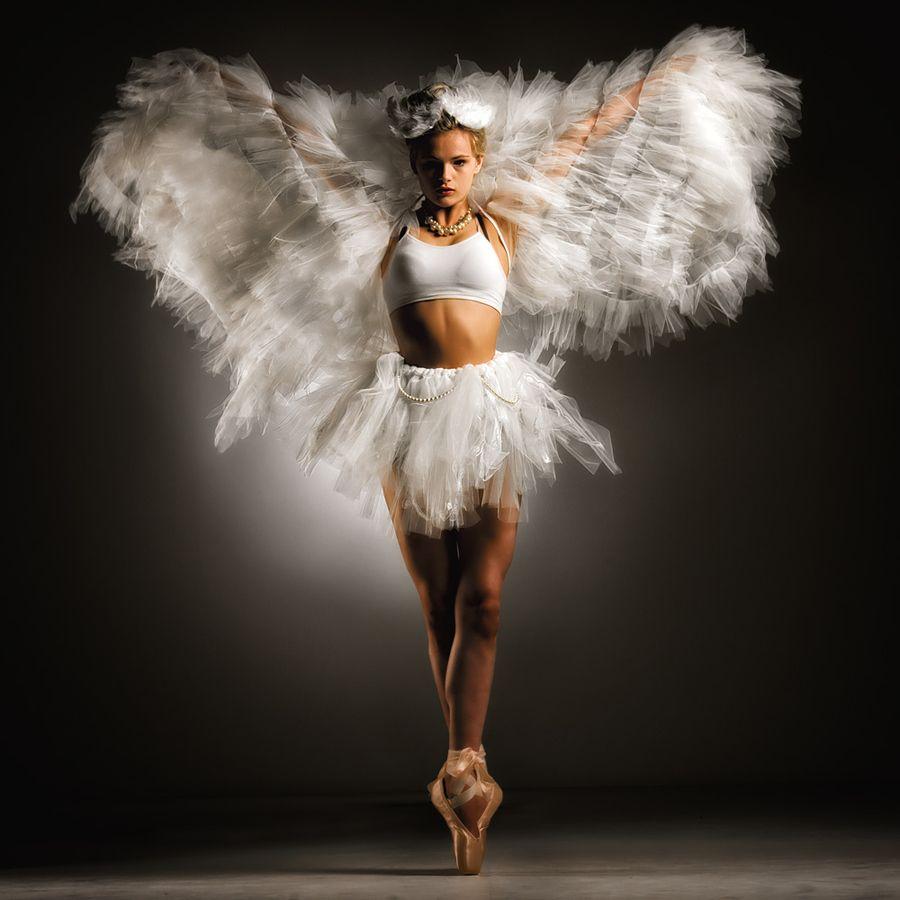 балерина ангел картинки да, сильно