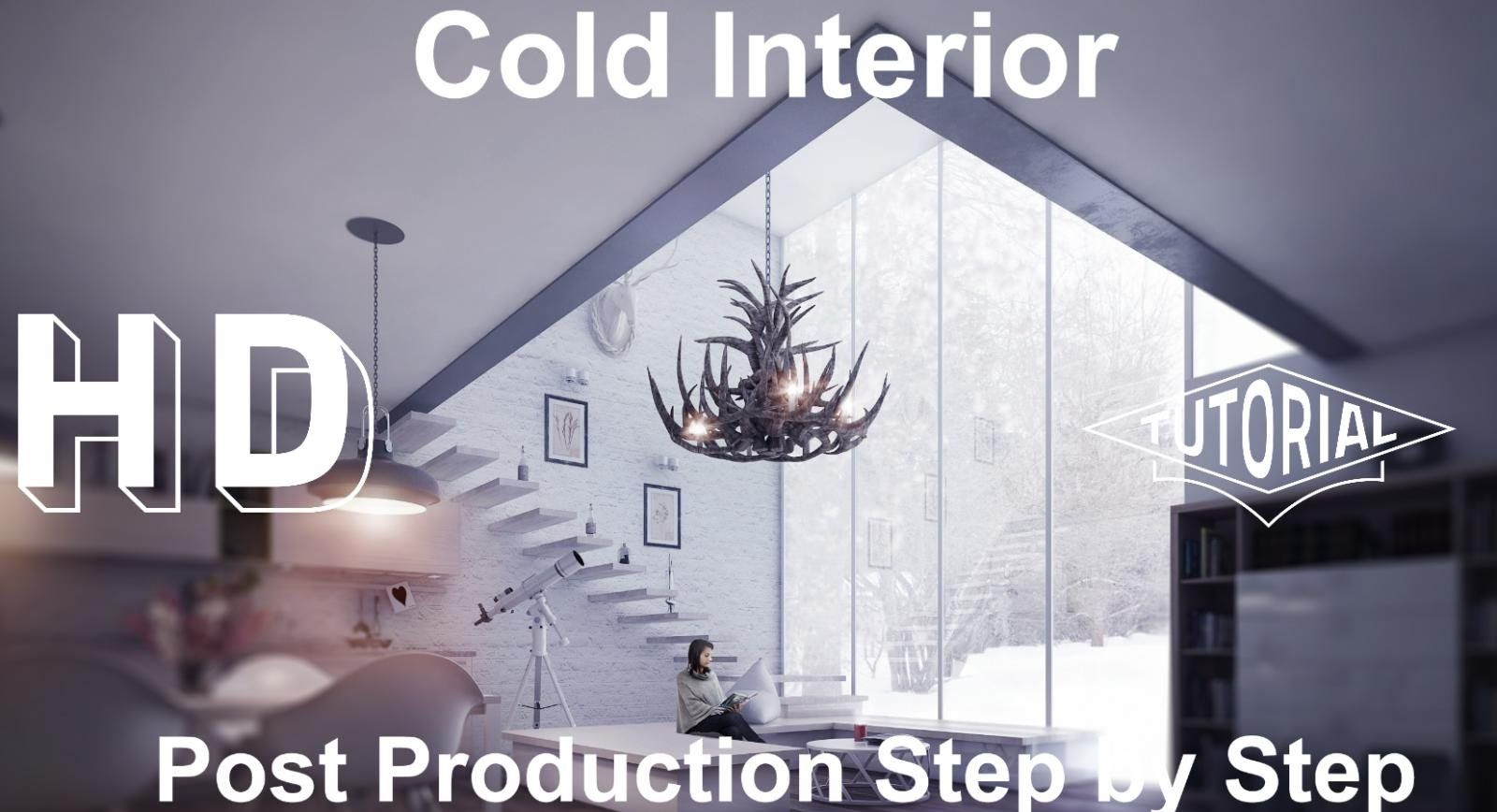 Advanced post production techniques making of cold interior vray advanced post production techniques making of cold interior vray works baditri Images