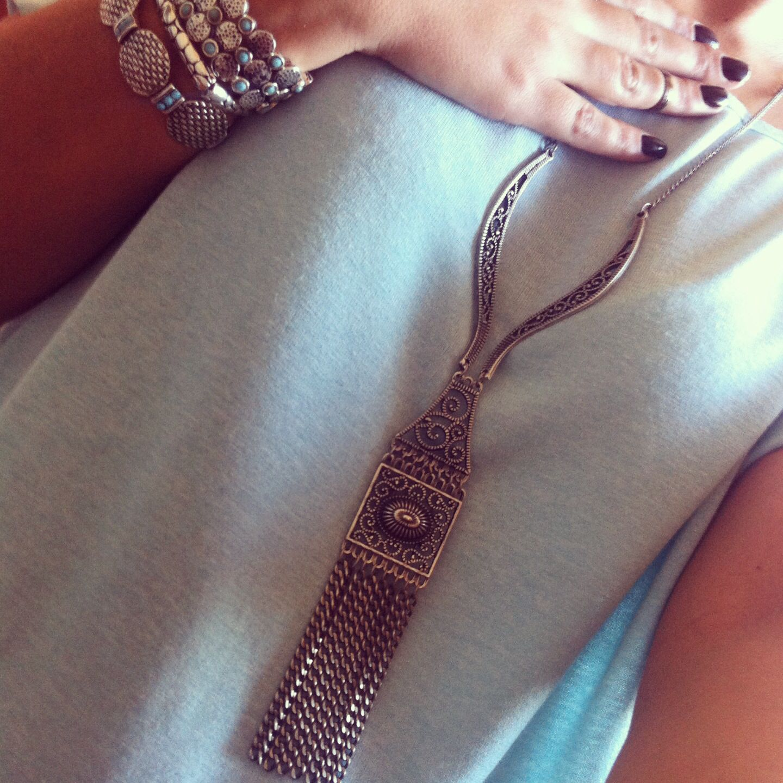 Boho style - Acessorie - Amart - Fashion - Moda 2014 - Pulseirismo