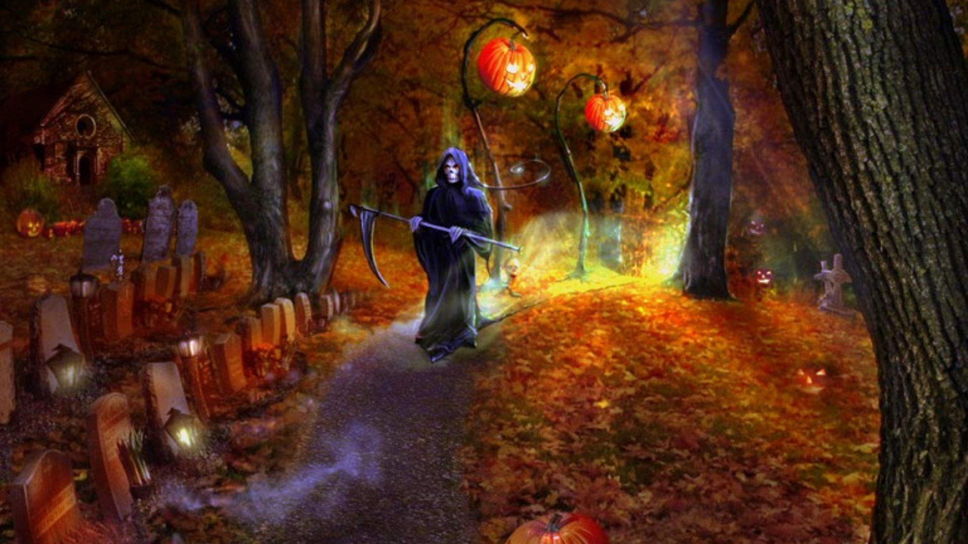 Halloween Wallpapers Halloween Illustration Halloween Wallpaper Halloween Art