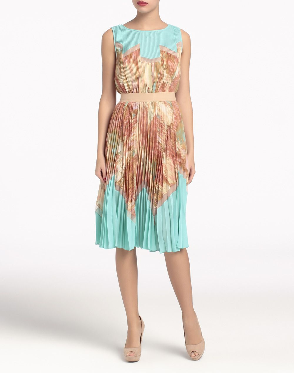 55cf9fdd3 Vestido BCBG MAXAZRIA - Mujer - Moda y complementos - El Corte Inglés -  Vestidos