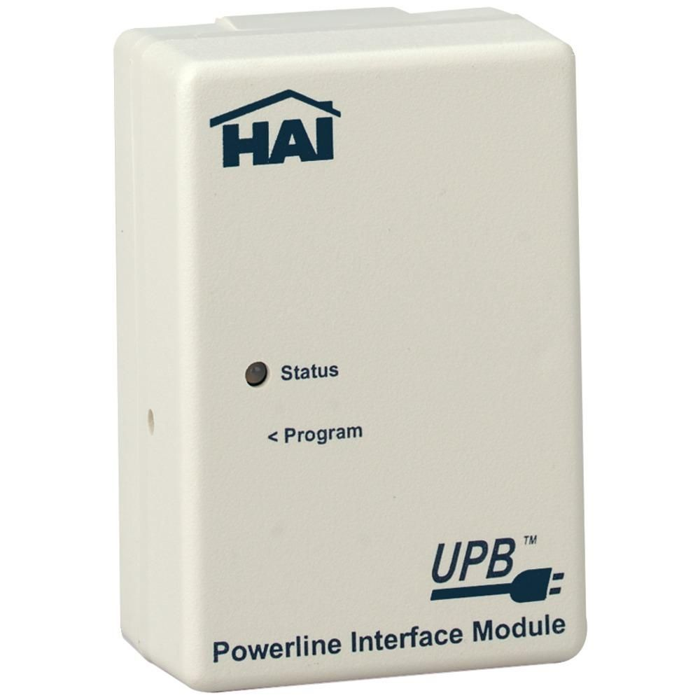 Leviton Upb Powerline Interface Module & Cable | Home Automation ...