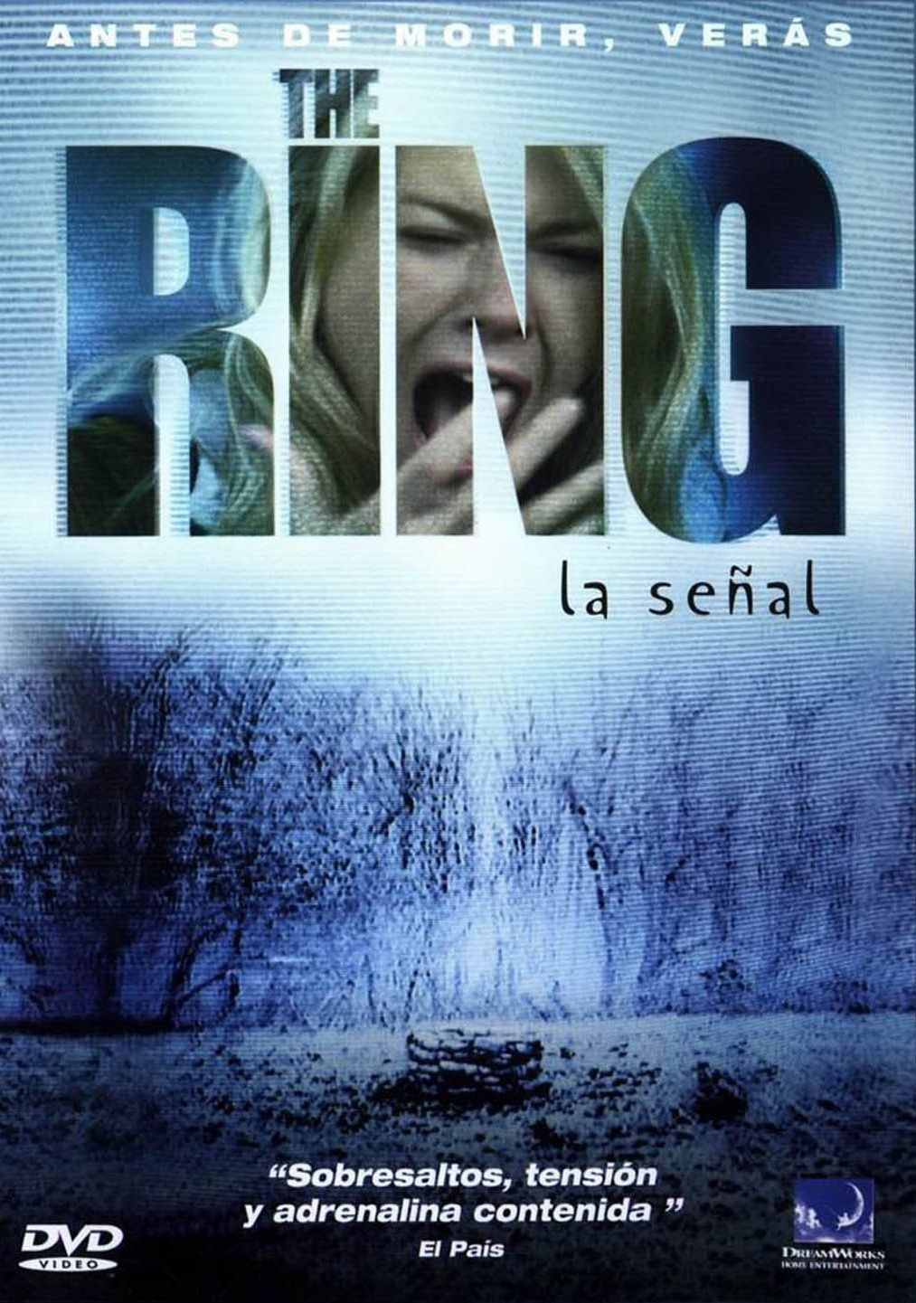 The ring (La señal) - The Ring (2002) | El aro 1, Pelicula el aro ...