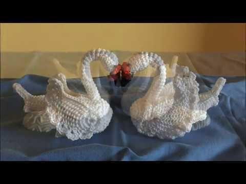 Amigurumi Bird Tutorial : Cigno all uncinetto tutorial crochet amigurumi