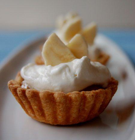 Bite-sized Banoffi Pie