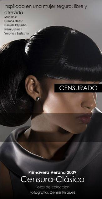 Temporada Verano: Censura-Clásica #HairStyle