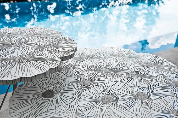 Kenneth Cobonpue BOUQUET Coffee Table designed by Kenneth Cobonpue